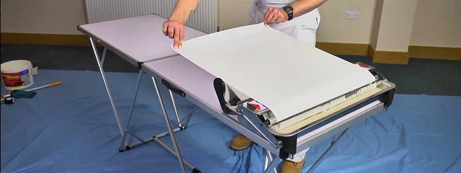 kleistermaschine schnelles tapezieren aller tapetenarten der tapetenladen. Black Bedroom Furniture Sets. Home Design Ideas